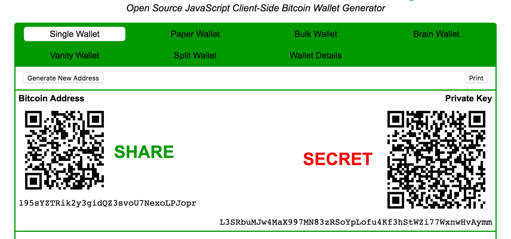 How to Send and Receive Bitcoin - Bitfalls