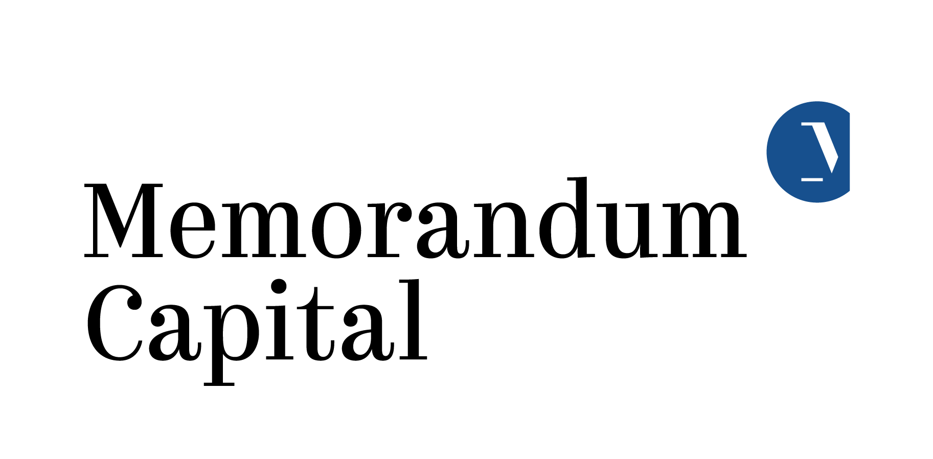 Memorandum.Capital Logo